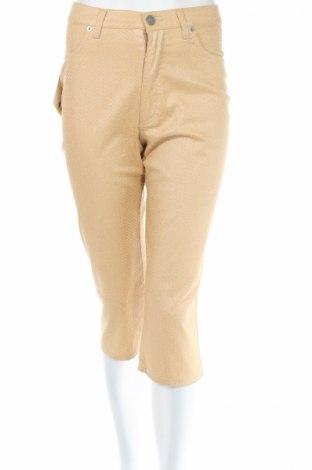 Дамски панталон PLOUMANAC'H, Размер S, Цвят Кафяв, 98% памук, 2% еластан, Цена 3,00лв.