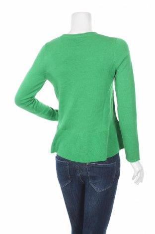 Дамски пуловер Tom Tailor, Размер M, Цвят Зелен, Памук, Цена 48,75лв.