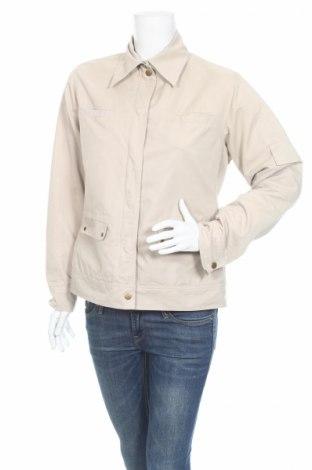 Дамско яке Express, Размер M, Цвят Бежов, 70% полиестер, 20% памук, 10% полиамид, Цена 3,00лв.