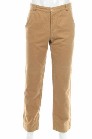 Мъжки панталон PLOUMANAC'H, Размер M, Цвят Бежов, 100% памук, Цена 95,94лв.