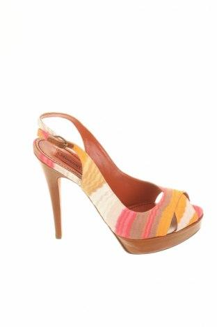 Sandále Missoni, Veľkosť 42, Farba Viacfarebná, Textil, Cena  123,20€