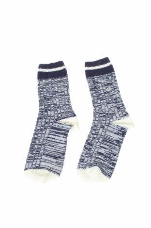Κάλτσες Mo, Μέγεθος S, Χρώμα Μπλέ, 93%ακρυλικό, 6% πολυαμίδη, 1% ελαστάνη, Τιμή 8,91€