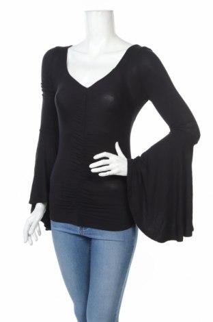 Дамска блуза Free People, Размер XS, Цвят Черен, Цена 66,30лв.