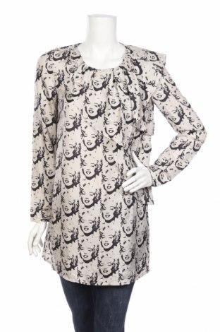 Дамска блуза Andy Warhol By Pepe Jeans, Размер S, Цвят Бял, Цена 14,29лв.