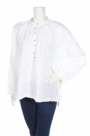 Дамска блуза Free People, Размер M, Цвят Бял, 100% памук, Цена 65,42лв.