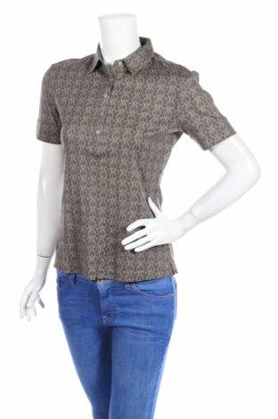 Дамска блуза J.Lindeberg, Размер M, Цвят Сив, Памук, Цена 17,50лв.