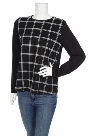 Дамска блуза Lc Waikiki, Размер XL, Цвят Черен, Цена 19,80лв.