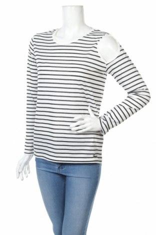 Дамска блуза Ltb, Размер M, Цвят Бял, Полиестер, Цена 7,48лв.