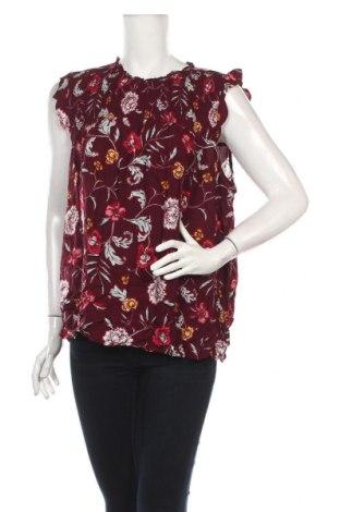 Дамска блуза Old Navy, Размер XL, Цвят Многоцветен, Вискоза, Цена 15,12лв.