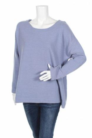 Дамска блуза Tom Tailor, Размер 3XL, Цвят Син, Памук, Цена 18,20лв.