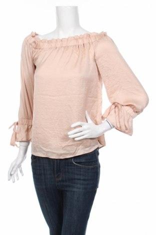 Дамска блуза Topshop, Размер S, Цвят Розов, Полиестер, Цена 8,98лв.