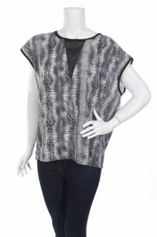 Дамска блуза Wayne Cooper, Размер L, Цвят Сив, Полиестер, Цена 8,93лв.