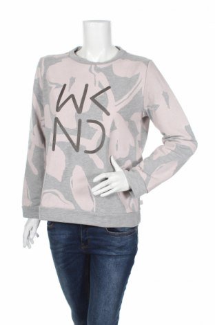 Дамска блуза Weekend Max Mara, Размер M, Цвят Сив, Цена 57,60лв.