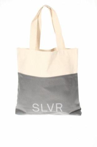 Γυναικεία τσάντα Adidas Slvr, Χρώμα Γκρί, Κλωστοϋφαντουργικά προϊόντα, Τιμή 21,78€