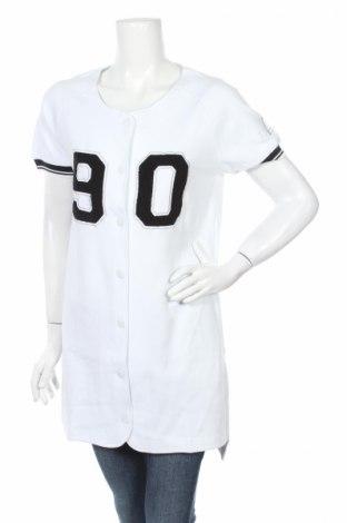 Дамска риза Eleven Paris, Размер L, Цвят Бял, Памук, Цена 66,49лв.