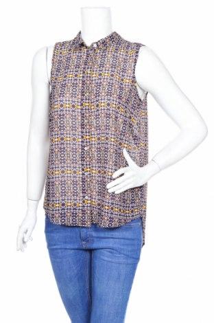 Дамска риза H&M, Размер S, Цвят Многоцветен, Полиестер, Цена 7,15лв.