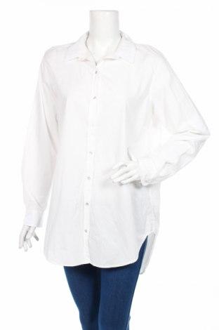 Dámská košile  Zara Trafaluc, Rozměr L, Barva Bílá, Bavlna, Cena  435,00Kč