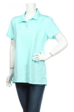 Tricou de femei Active&Co, Mărime XL, Culoare Albastru, Poliester, elastan, Preț 13,26 Lei