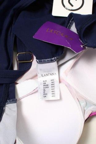 Дамски бански Lascana, Размер L, Цвят Многоцветен, 89% полиамид, 11% еластан, Цена 48,00лв.