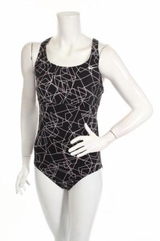 Costum de baie de damă Nike, Mărime L, Culoare Negru, 83% poliester, 17% elastan, Preț 175,66 Lei