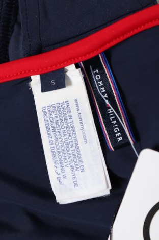 Дамски бански Tommy Hilfiger, Размер S, Цвят Син, 80% полиамид, 20% еластан, Цена 37,82лв.