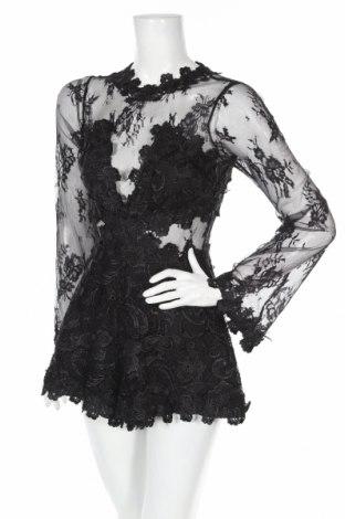 Salopetă de femei Guess, Mărime S, Culoare Negru, Poliester, Preț 198,95 Lei