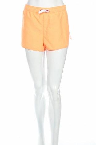 Дамски къс панталон Icepeak, Размер XL, Цвят Оранжев, Полиестер, Цена 11,25лв.