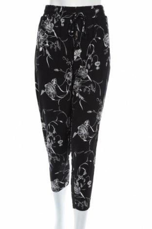 Pantaloni de femei Clothing & Co, Mărime XL, Culoare Negru, 95% viscoză, 5% elastan, Preț 53,38 Lei
