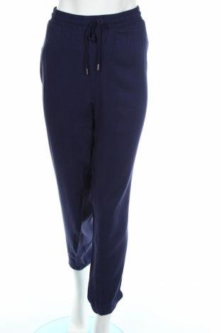 Pantaloni de femei Clothing & Co, Mărime XXL, Culoare Albastru, Viscoză, Preț 50,40 Lei