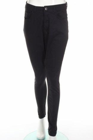 Pantaloni de femei Kangol, Mărime M, Culoare Albastru, 98% bumbac, 2% elastan, Preț 80,89 Lei