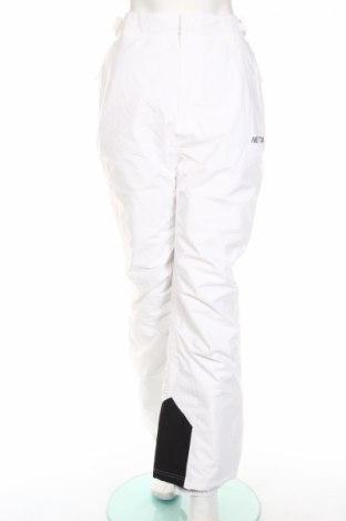 Дамски панталон за зимни спортове Nevica, Размер L, Цвят Бял, Полиестер, Цена 66,25лв.