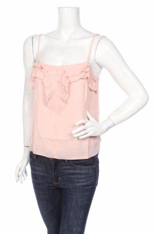 Γυναικείο αμάνικο μπλουζάκι Miralba, Μέγεθος M, Χρώμα Ρόζ , Πολυεστέρας, Τιμή 3,74€