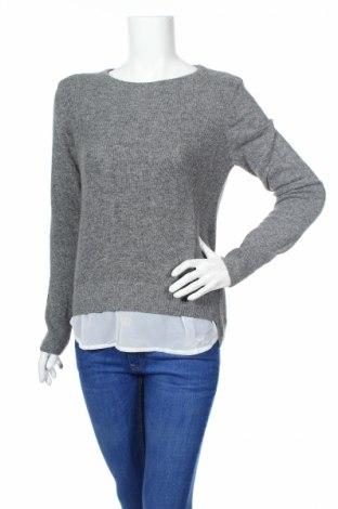 Γυναικείο πουλόβερ Mavi, Μέγεθος L, Χρώμα Γκρί, 37% πολυαμίδη, 38% βισκόζη, 19% βαμβάκι, 8% ανγκορά, Τιμή 8,25€