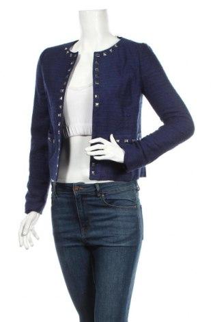 Dámske sako  Guess, Veľkosť S, Farba Modrá, 80% polyester, 20% bavlna, Cena  30,10€