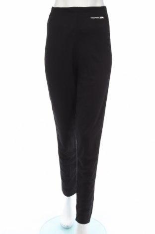 Dámske tepláky Trespass, Veľkosť L, Farba Čierna, 95% polyester, 5% elastan, Cena  23,09€