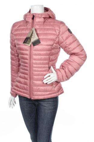 Γυναικείο μπουφάν Napapijri, Μέγεθος M, Χρώμα Ρόζ , 100% πολυαμίδη, Τιμή 106,88€
