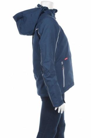 Дамско яке за зимни спортове Fifty Five, Размер S, Цвят Син, Полиестер, Цена 67,26лв.