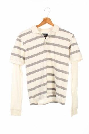 Детска блуза Gap, Размер 12-13y/ 158-164 см, Цвят Бял, 100% памук, Цена 25,50лв.