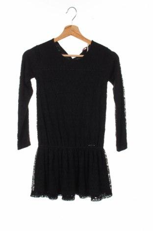 Детска рокля Guess, Размер 10-11y/ 146-152 см, Цвят Черен, 90% полиамид, 10% еластан, Цена 54,60лв.