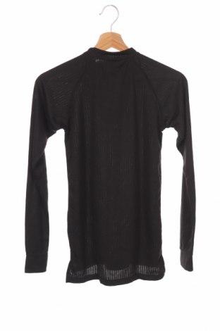 Детска спортна блуза Trespass, Размер 10-11y/ 146-152 см, Цвят Черен, Полиестер, Цена 8,64лв.