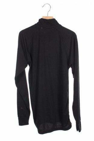 Детска спортна блуза Trespass, Размер 12-13y/ 158-164 см, Цвят Черен, Полиестер, Цена 10,80лв.