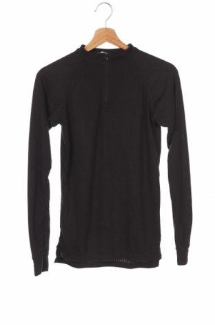 Детска спортна блуза Trespass, Размер 12-13y/ 158-164 см, Цвят Черен, Полиестер, Цена 6,48лв.