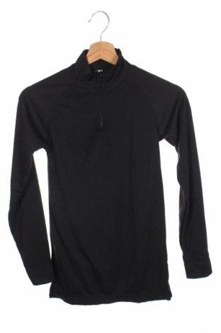 Детска спортна блуза Trespass, Размер 10-11y/ 146-152 см, Цвят Черен, Полиестер, Цена 6,48лв.