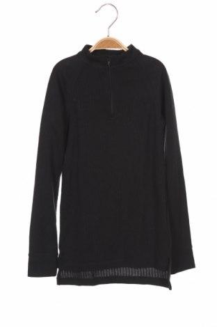 Детска спортна блуза Trespass, Размер 4-5y/ 110-116 см, Цвят Черен, Полиестер, Цена 7,20лв.