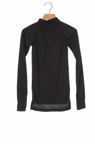 Детска спортна блуза Trespass, Размер 6-7y/ 122-128 см, Цвят Черен, Полиестер, Цена 7,20лв.