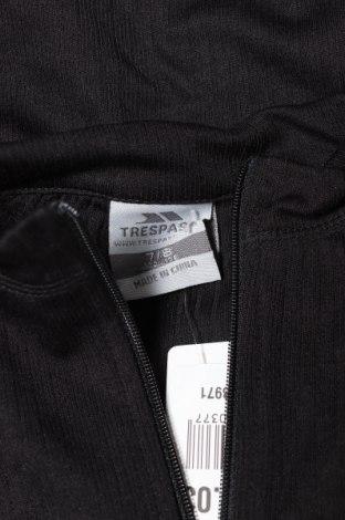 Детска спортна блуза Trespass, Размер 6-7y/ 122-128 см, Цвят Черен, Полиестер, Цена 6,48лв.