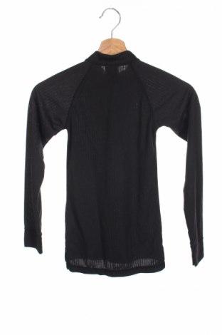 Детска спортна блуза Trespass, Размер 6-7y/ 122-128 см, Цвят Черен, Полиестер, Цена 4,32лв.