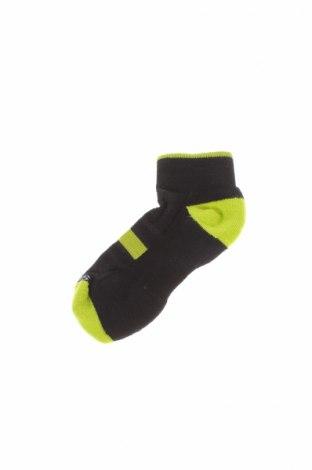 Детски спортни чорапи Smartwool, Размер 9-10y/ 140-146 см, Цвят Черен, 59% вълна, 38% полиамид, 3% еластан, Цена 13,20лв.