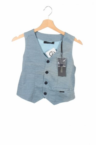 Детски елек Guess By Marciano, Размер 11-12y/ 152-158 см, Цвят Син, 97% памук, 3% еластан, Цена 25,20лв.