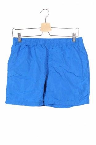 Pantaloni scurți de copii Favorites, Mărime 15-18y/ 170-176 cm, Culoare Albastru, Poliester, Preț 11,61 Lei